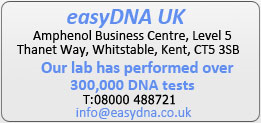 Specialists in home DNA Tests. Our lab has performed over 250,000 tests to date.